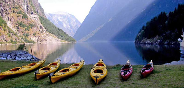 kayaking-norway