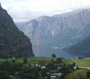 Flam and Sognefjord