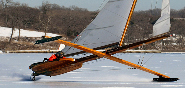 ice-yacht-racing