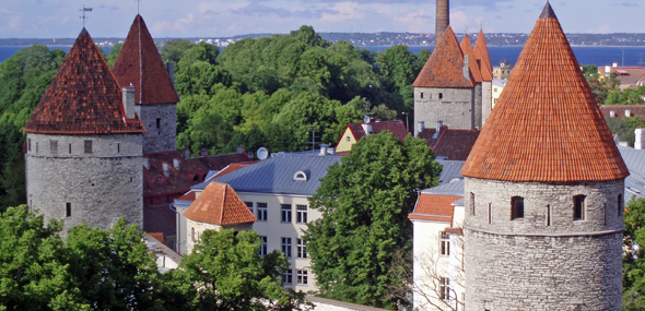 4 towers Tallinn
