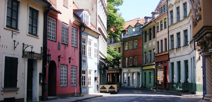 , Latvia – Paris of Eastern Europe – and will be the European Capital of Culture 2014