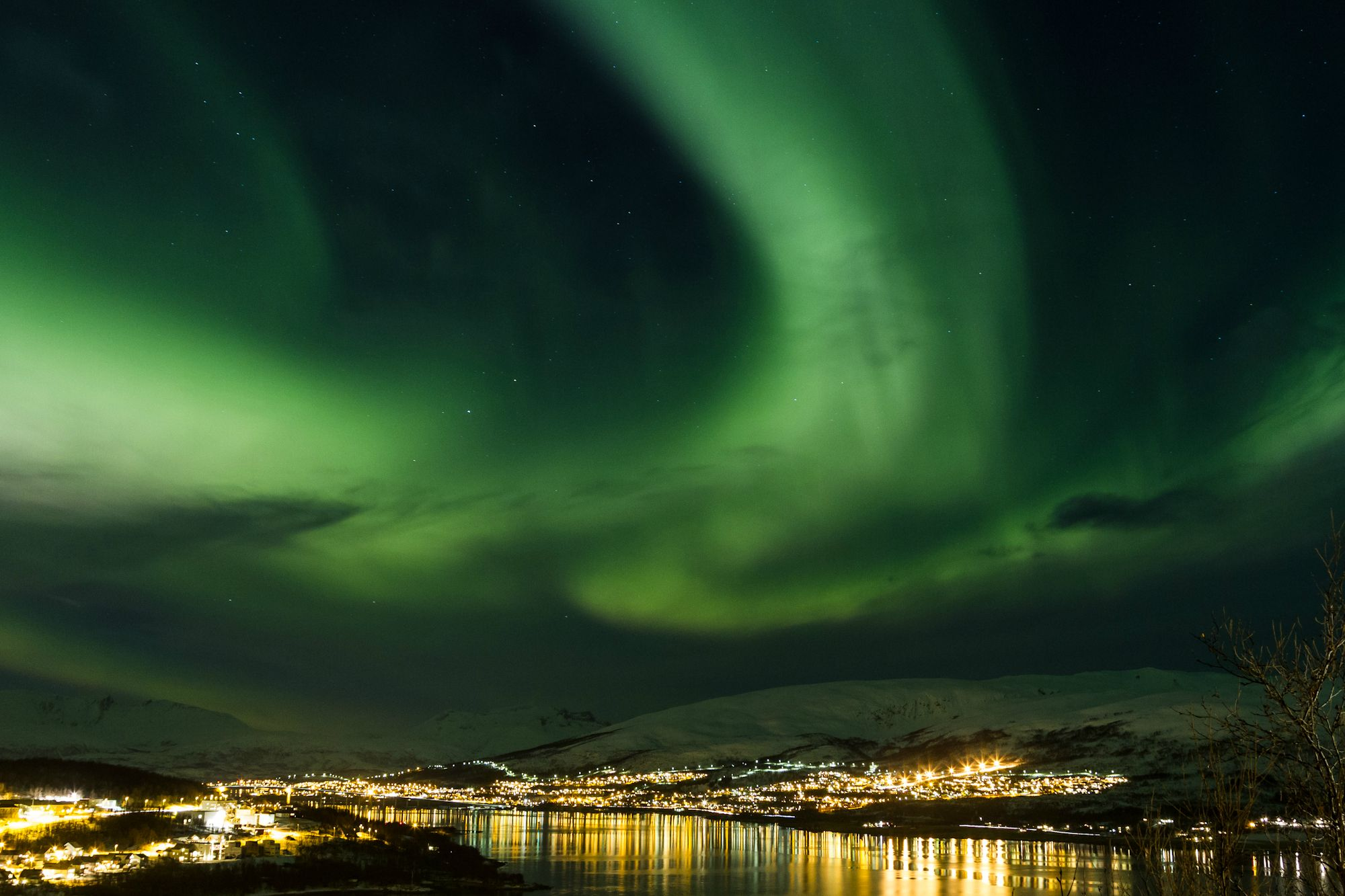 The Definitive Travellers Guide To The Northern Lights ...