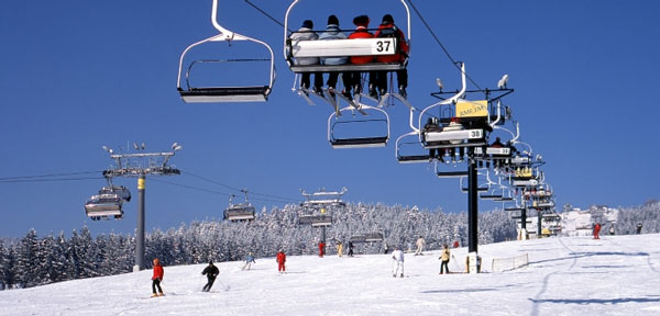 skiing Zakopane