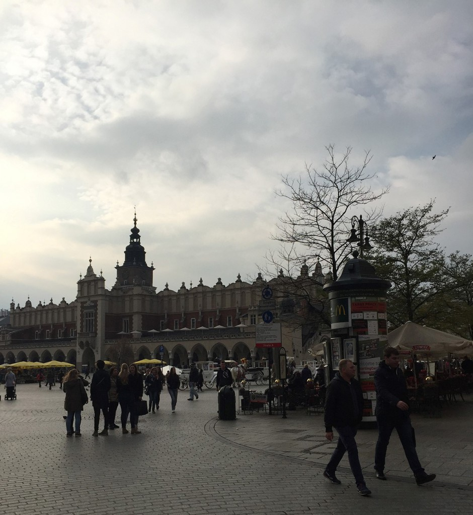 , The City of Krakow
