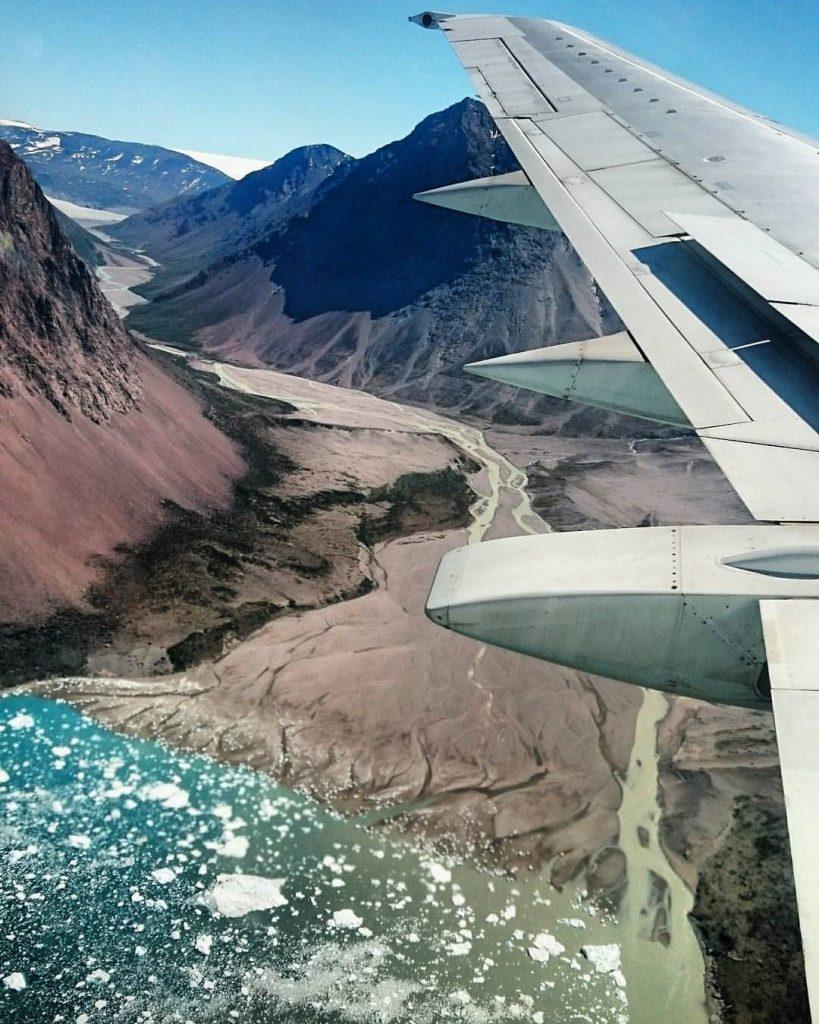 1 - Narsarsuaq Landing