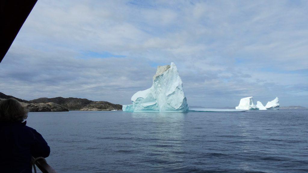 14 - Iceberg from boat