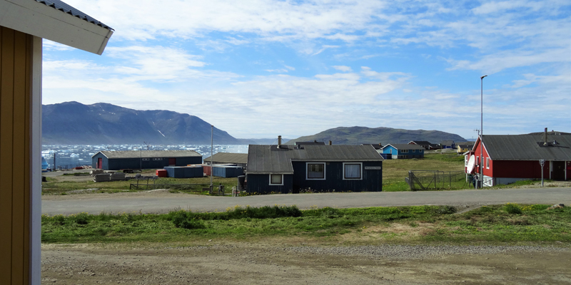 16 - Narsaq - view from the hotel