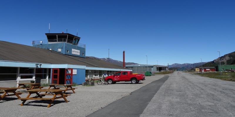 2 - Narsarsuaq Airport