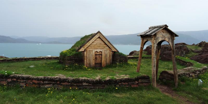 20 - Qassiarsuk - Thorhildur church