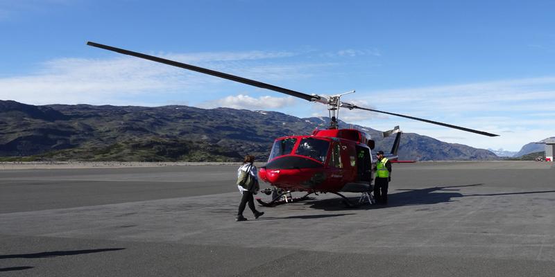 5 - Narsarsuaq Departure