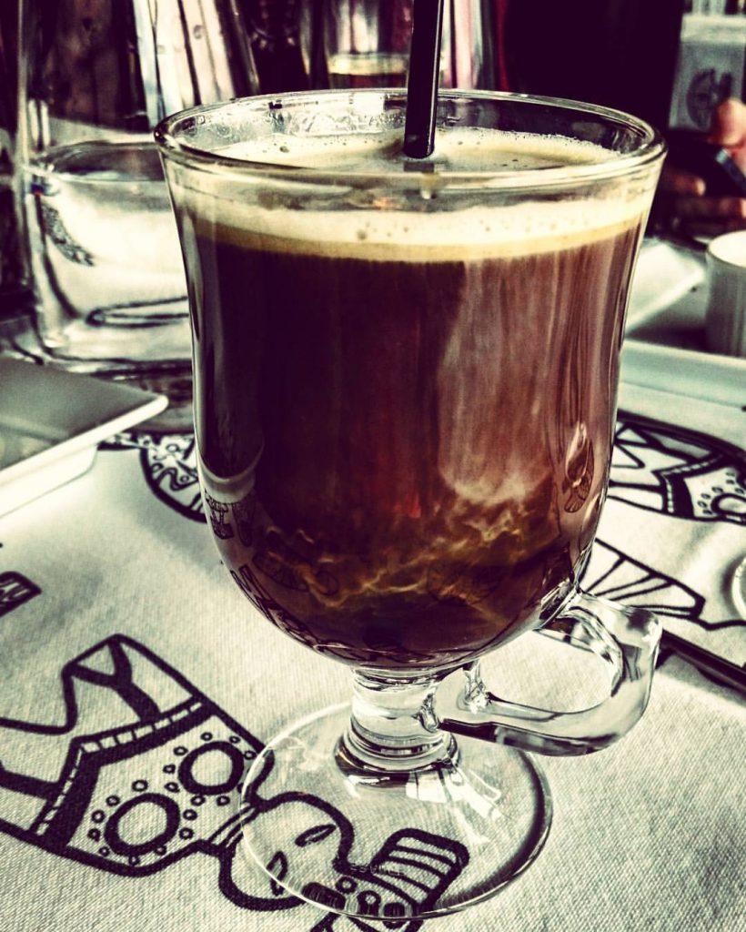 7 - Greenlandic Coffee