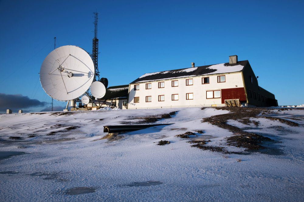 Isfjord Radio Hotel (Photo by Basecamp Explorer)