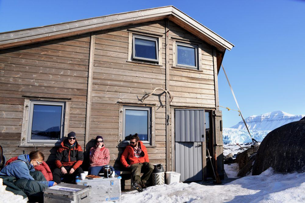 Nordenskiold Lodge Exterior (Photo by Basecamp Explorer)