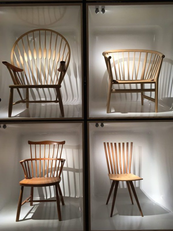 Design Museet chairs