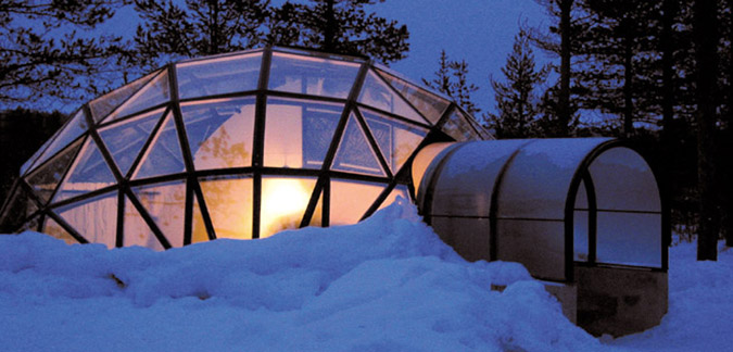 , The Most Unique Accommodation in Scandinavia