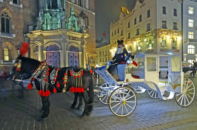 , City, Snow & Spa in Southern Poland