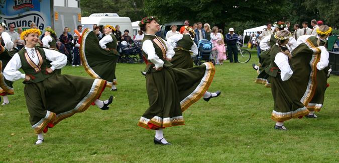 , Celebrations and Festivals in the Baltics and Balkans