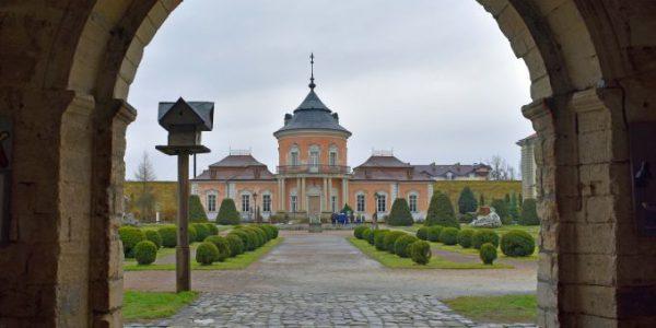 3. Zolochiv Palace western Ukraine