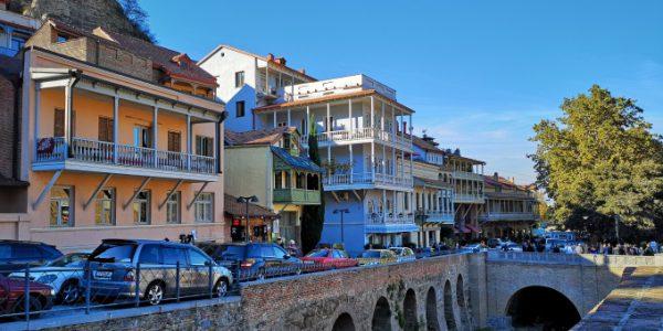 Tbilisi horizontal