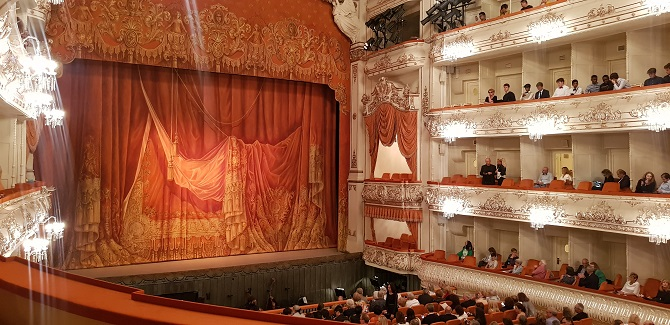 Mikhailovsky Theater