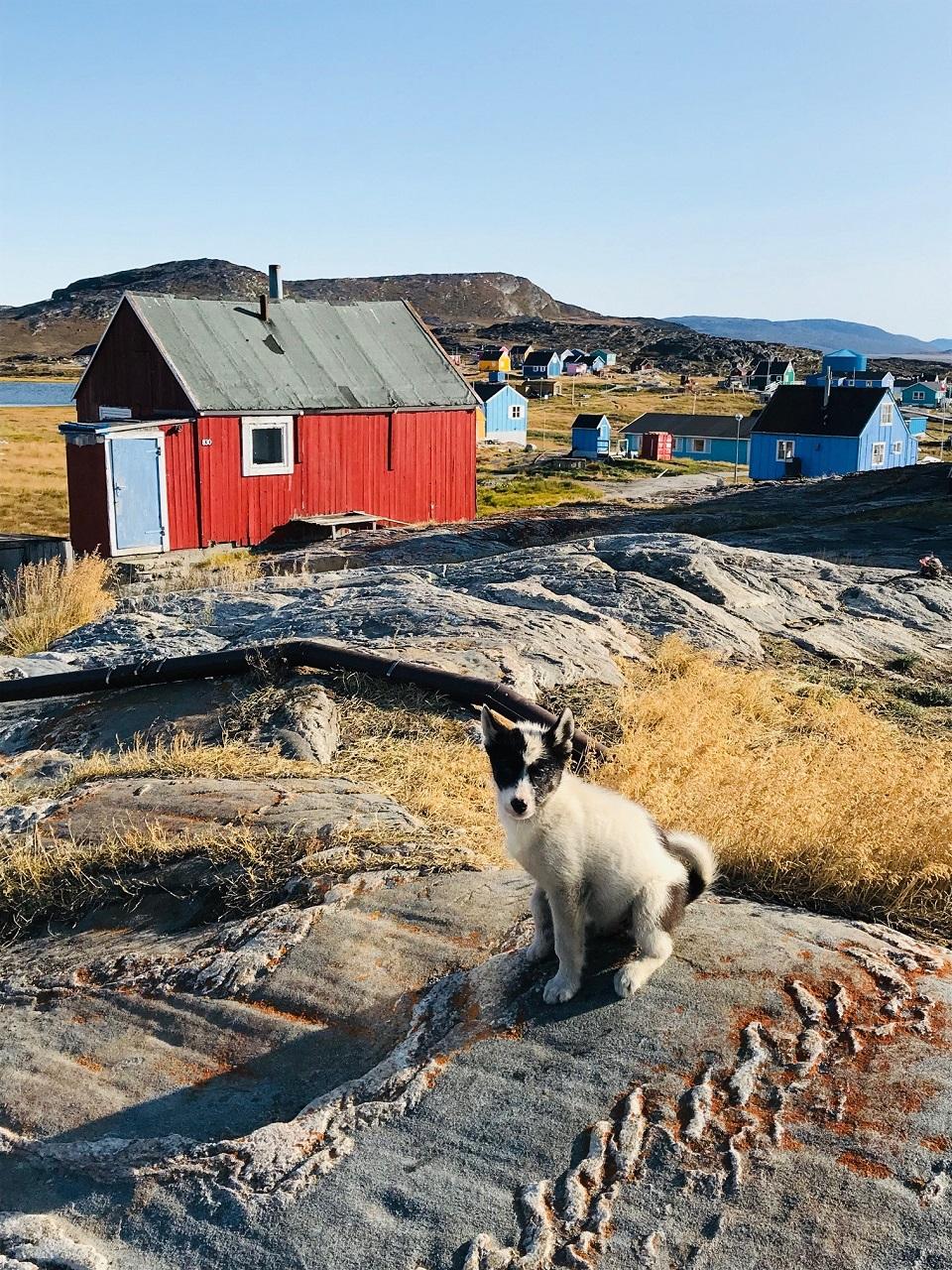 Ilimanaq settlement