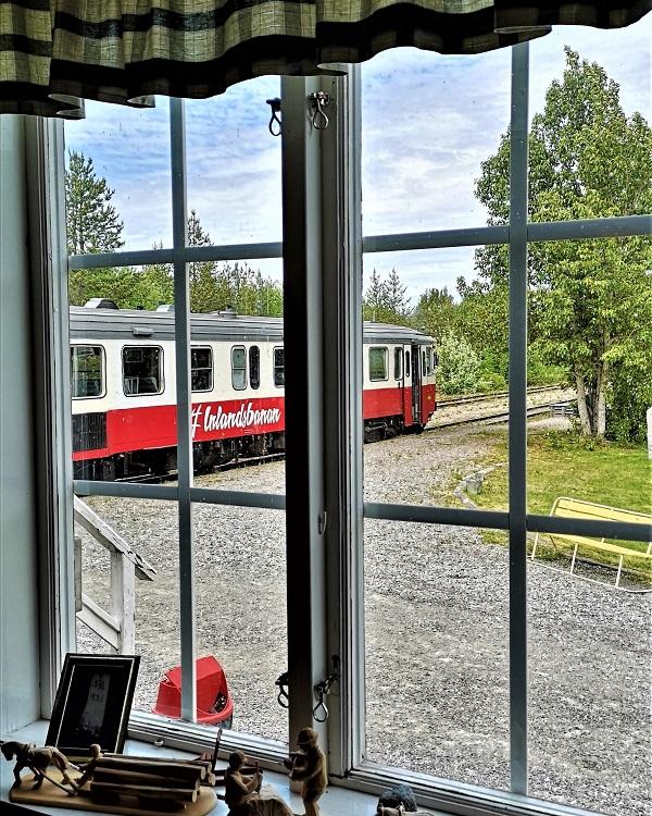 Inlandsbanan historic railway