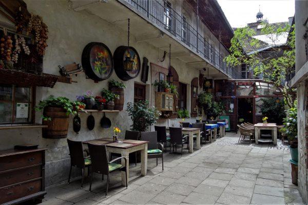 Kazimierz District Cafe
