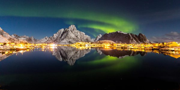 Northern Lights Spring @visitnorway