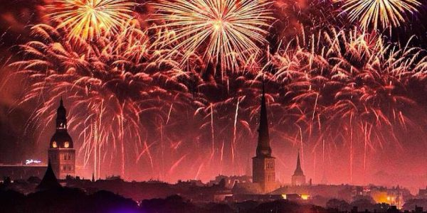 Riga New Year. Visit Riga