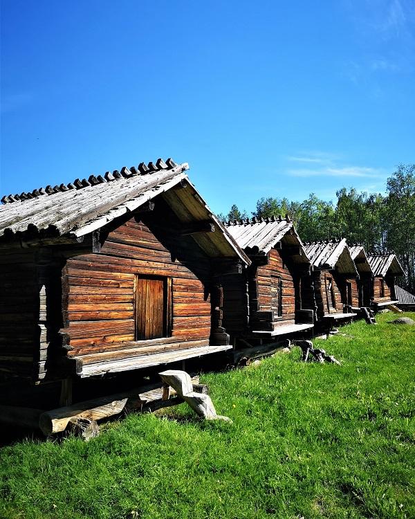 Sami Village Lappstaden